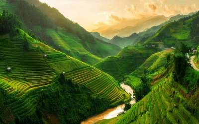 Most beautiful villages in Sapa