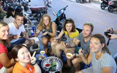 Ha Noi Street Food Discovery 36 Streets