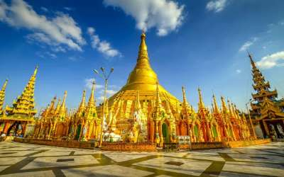 Discover Myanmar In 9 Days