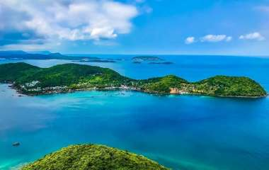 Top 5 most picturesque small islands in Phu Quoc