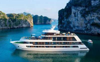 Halong bay: Stellar of the Sea 5 stars (3days/2nights)