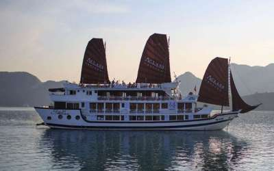 Halong: AClass Stellar Cruise 4 stars  (2days/1night)